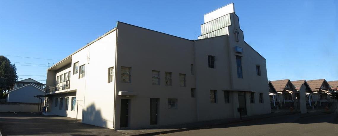 Our Location - Christ Church Apostolic, Oregon City
